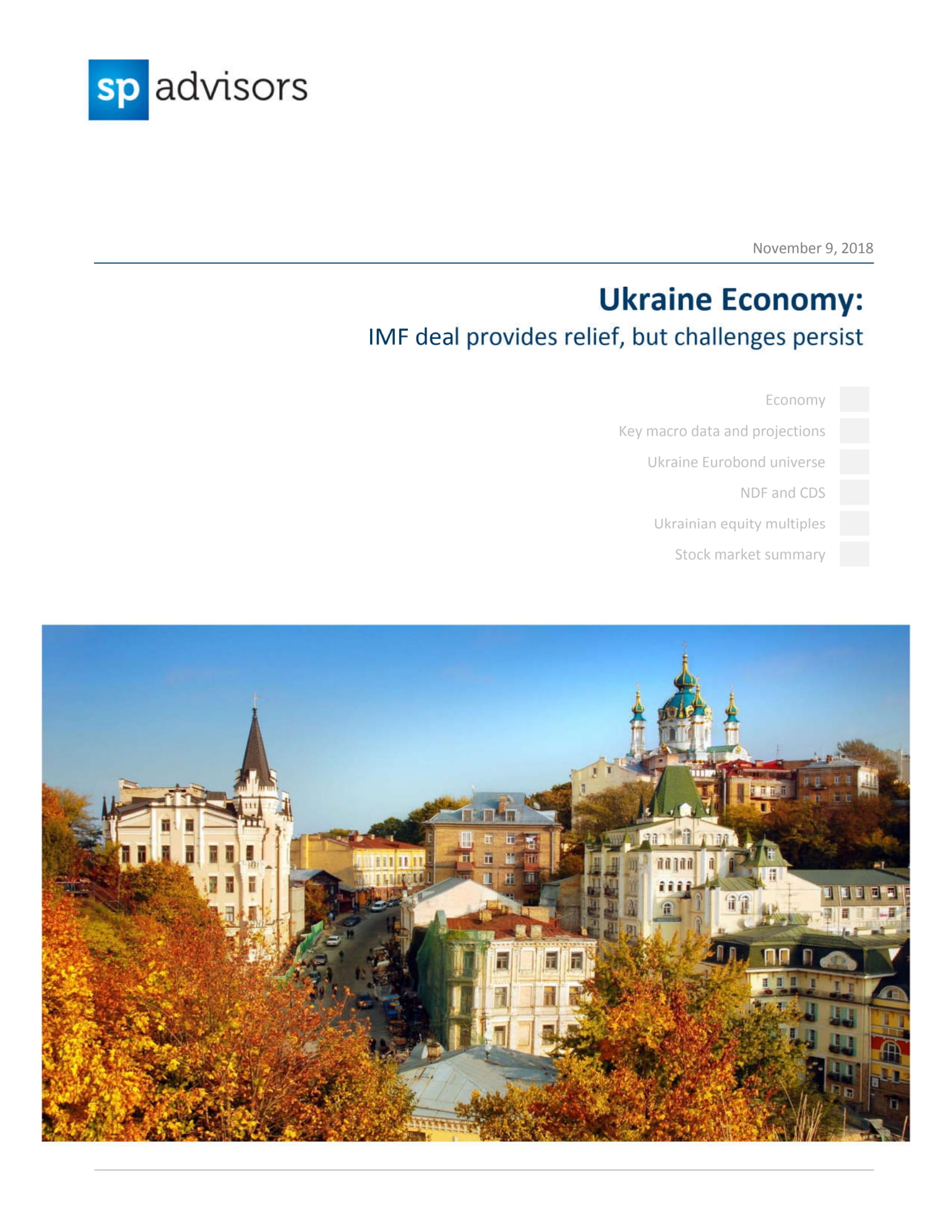 Ukraine Economy: IMF deal provides relief, but challenges persist